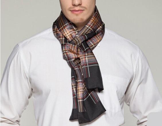 Kom godt i gang med halstørklæder til mænd på nettet