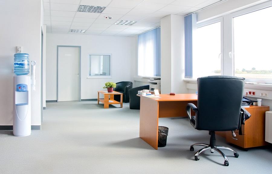 Populær kontorstol støtter ryggen